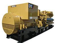 Generator sets Biogas