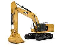 Excavators Large over 35 t
