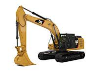 Excavators Medium and large - over 20t