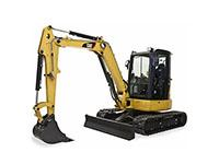 Excavators Mini up to 10 t