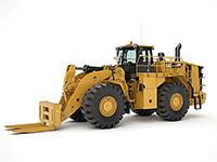 Wheel loaders Large over 400 kW