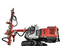 Surface drill rigs for civil engineering