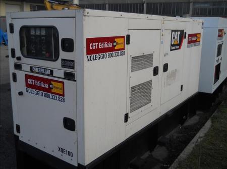 Generator sets Diesel (nuovi, usati, noleggio) | CGT