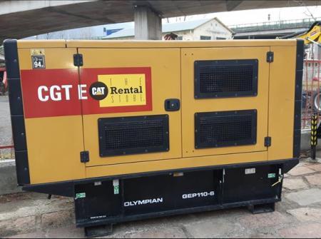 Generator sets (nuovi, usati, noleggio) | CGT